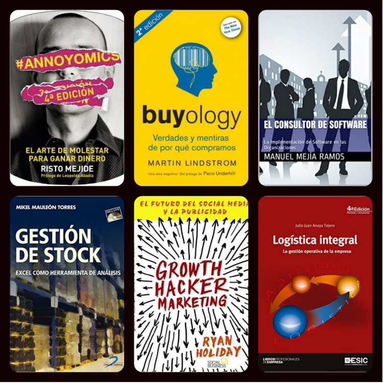 Ebooks recomendados