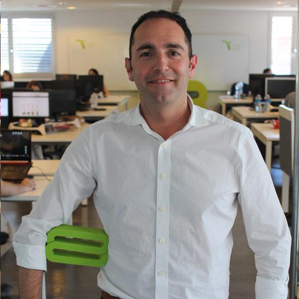 Màrius Rossell es el CEO de Trilogi (TLG Commerce), agencia eCommerce