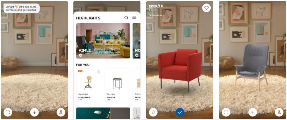 App Ikea Place