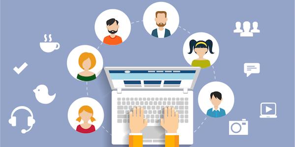 compartir contenidos para tiendas online