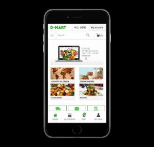 MyDmart WeChat Store