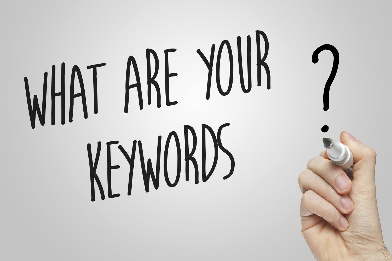eCommerce keywords