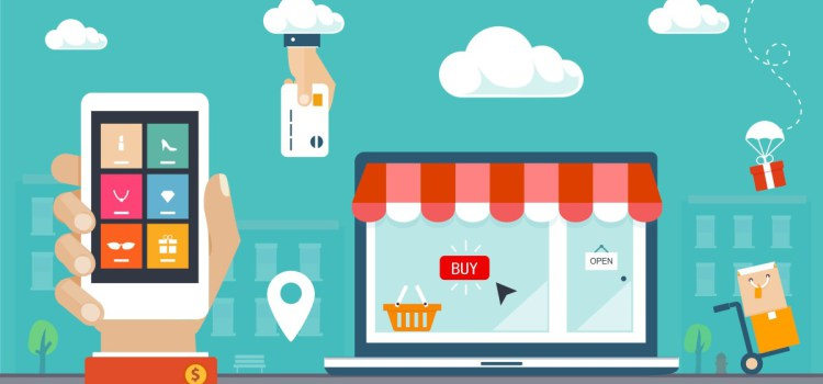 Omnichannel ecommerce strategy with TLG's logicommerce, O2O, multichannel